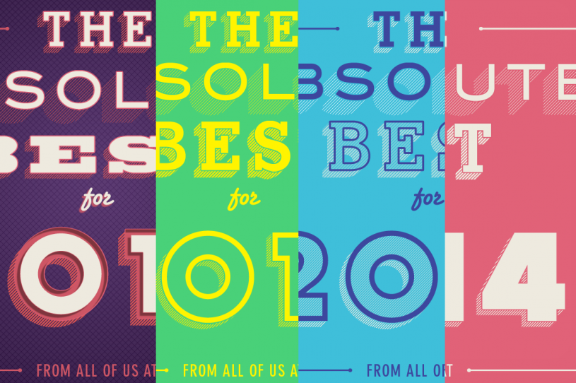 Happy 2014 cards (ready for print) 2