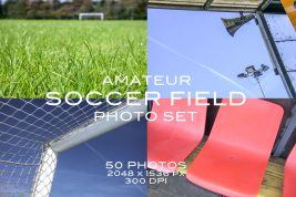 Amateur Soccer Field Photos