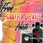 Free Graffiti Details Photo