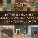 Extremely HR Wood Pattern Bundle